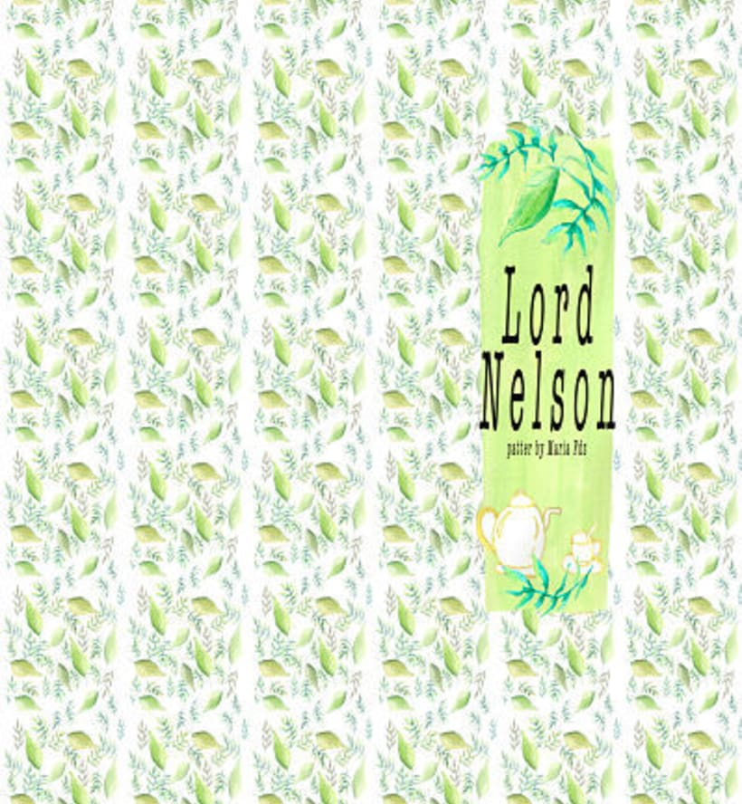Té verde LORD NELSON 0