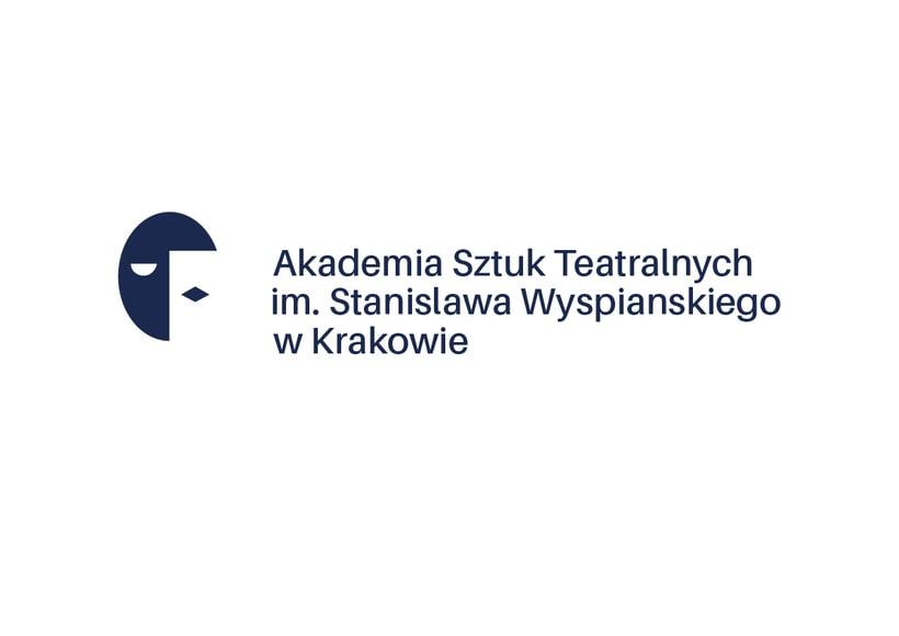 Identidad Teatro AST Krakowie 0