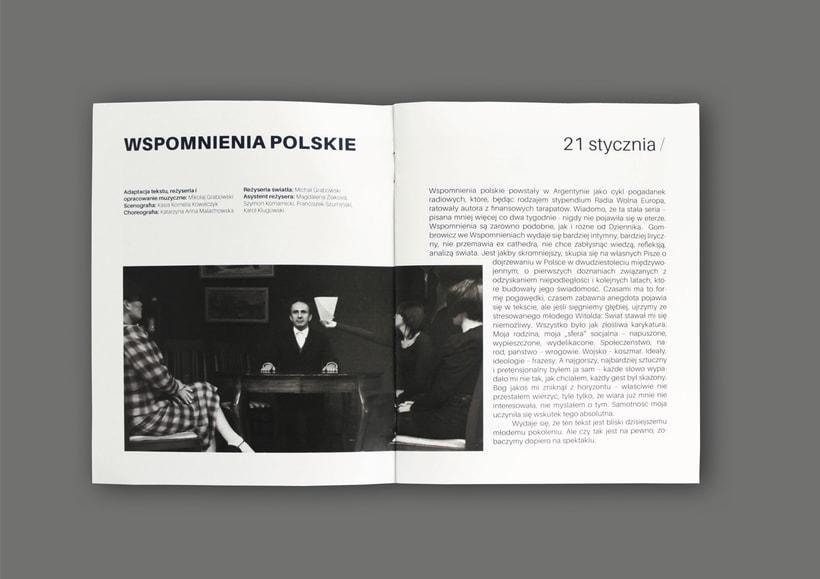 Identidad Teatro AST Krakowie 3