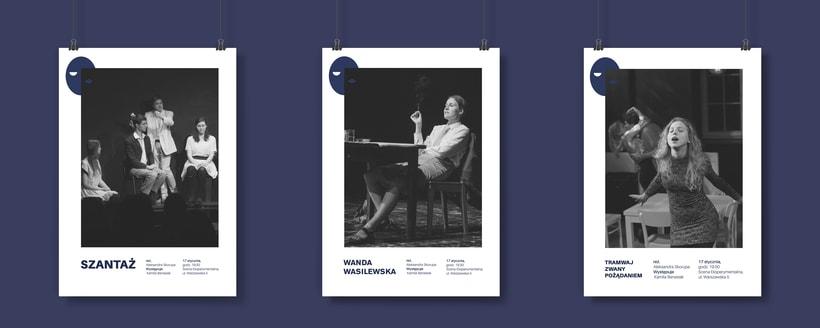 Identidad Teatro AST Krakowie 4