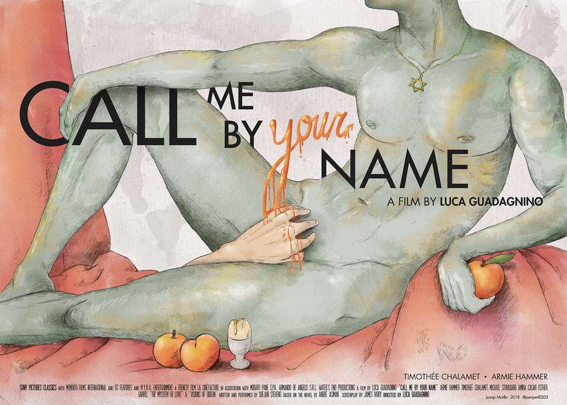 Call me by your name (horizontal) 1