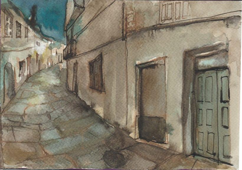 Santiago de Compostela - Escenarios 0