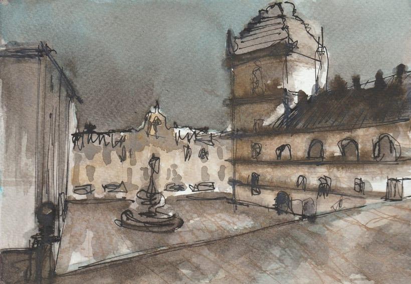 Santiago de Compostela - Escenarios 1