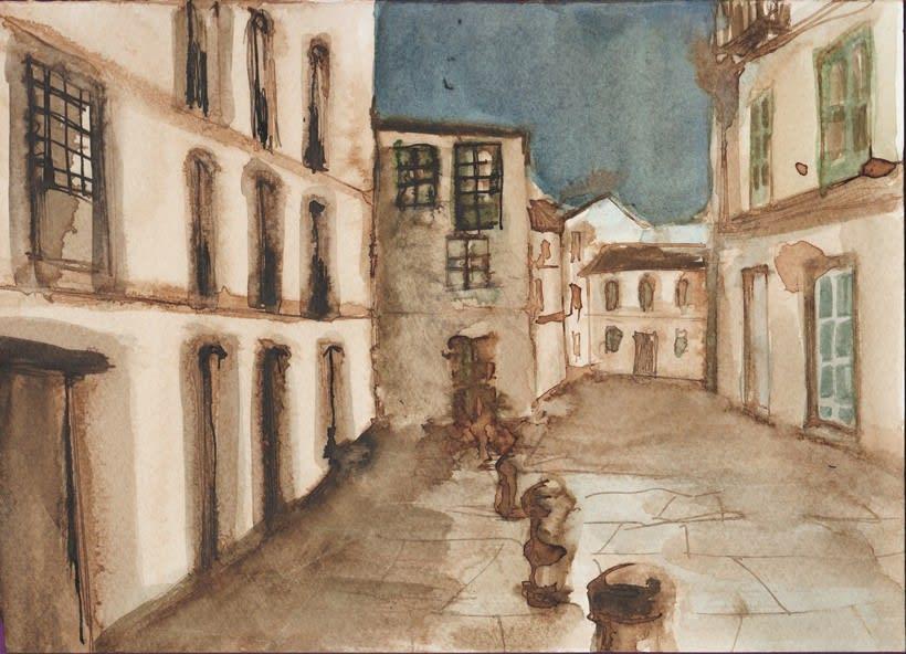 Santiago de Compostela - Escenarios 3