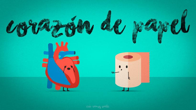 Corazón de papel -1