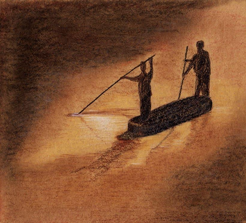 Zambeze. La leyenda del río. 1