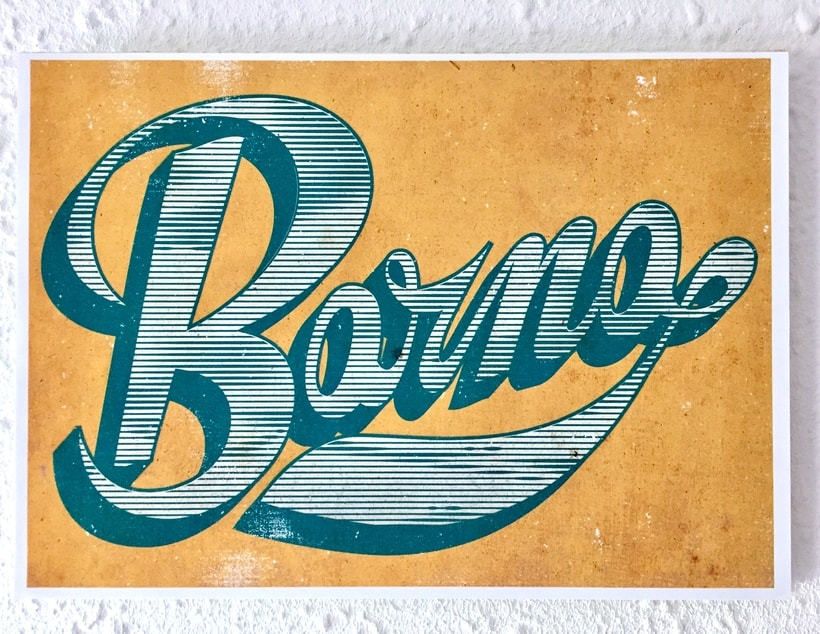 Barna Lettering 3