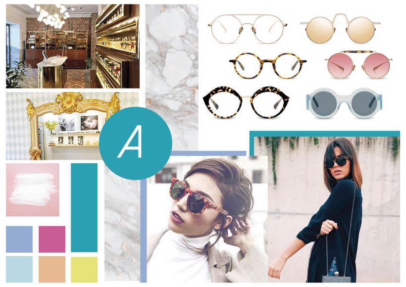 Identidad Corporativa Eyewear Ópticas 1