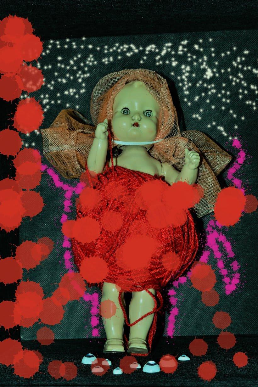 """Portadas Revista,""""Bellezas bizarras poéticas"""".Proyecto de autogestión  2"""