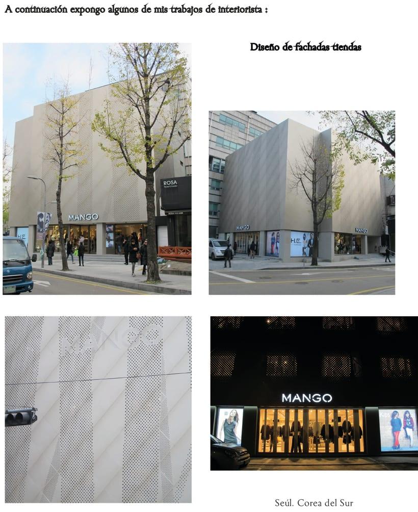 Diseño de fachadas -1