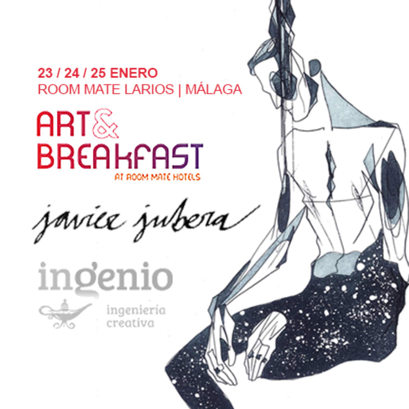 Ingenio IC en Art&Breakfast 2