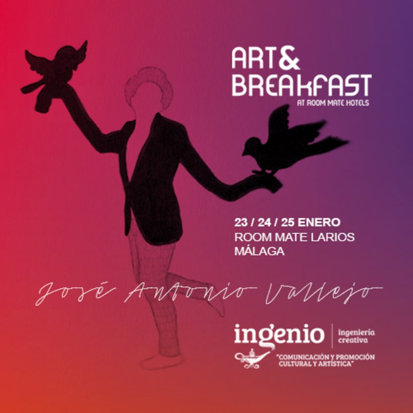 Ingenio IC en Art&Breakfast 4