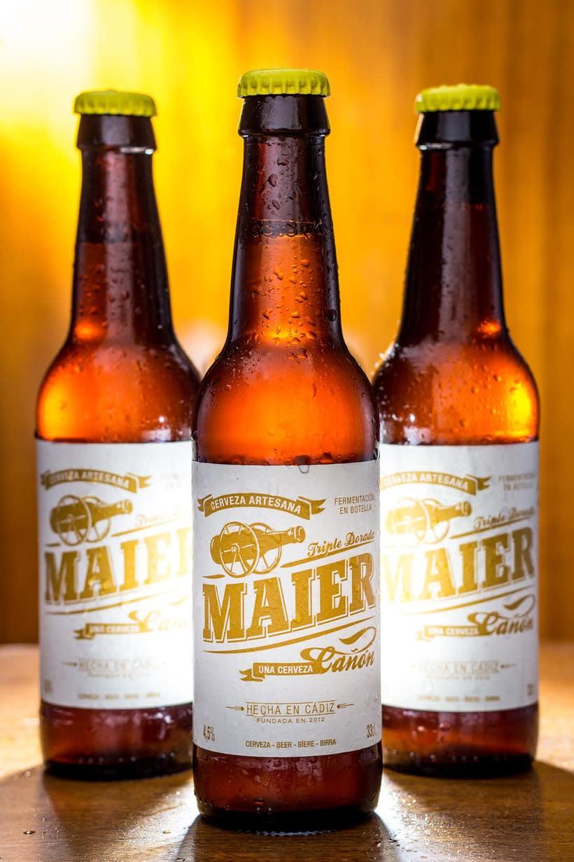 Cervezas Maier 0