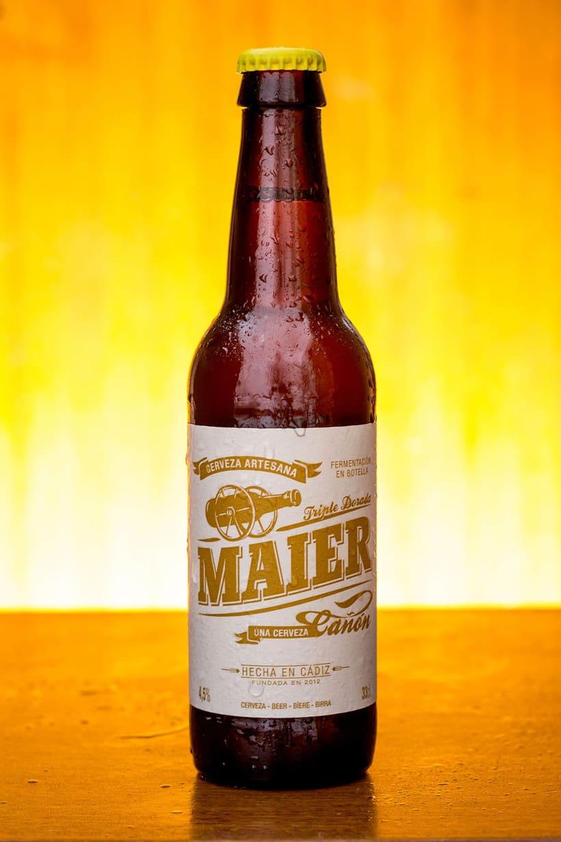Cervezas Maier 1