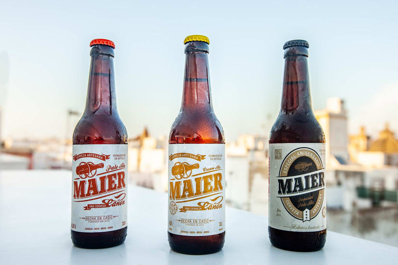 Cervezas Maier 4