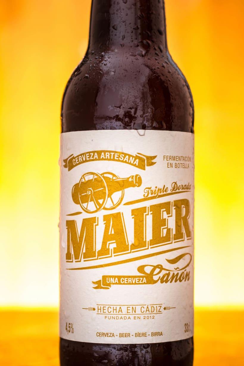 Cervezas Maier 6