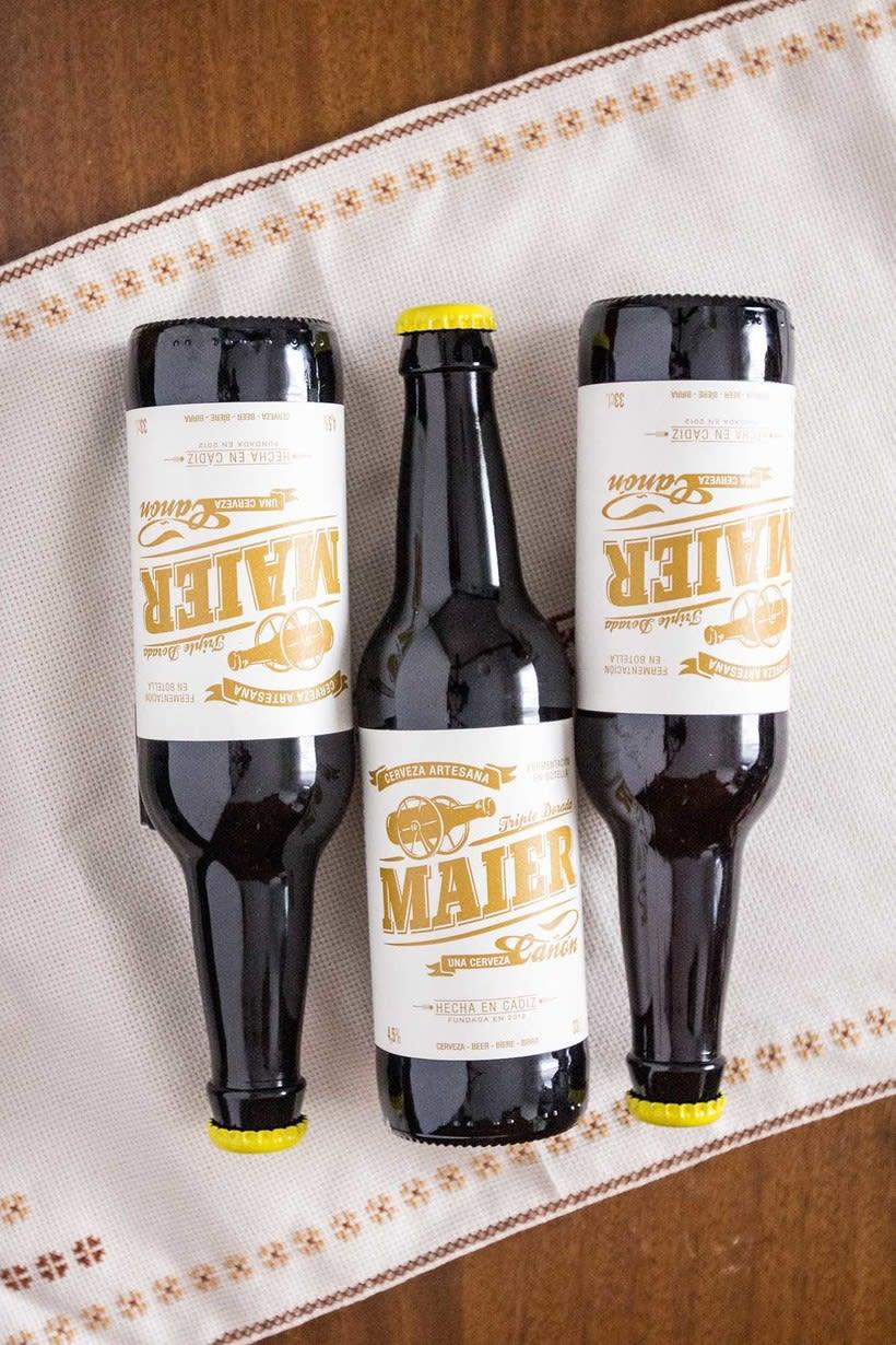 Cervezas Maier 8