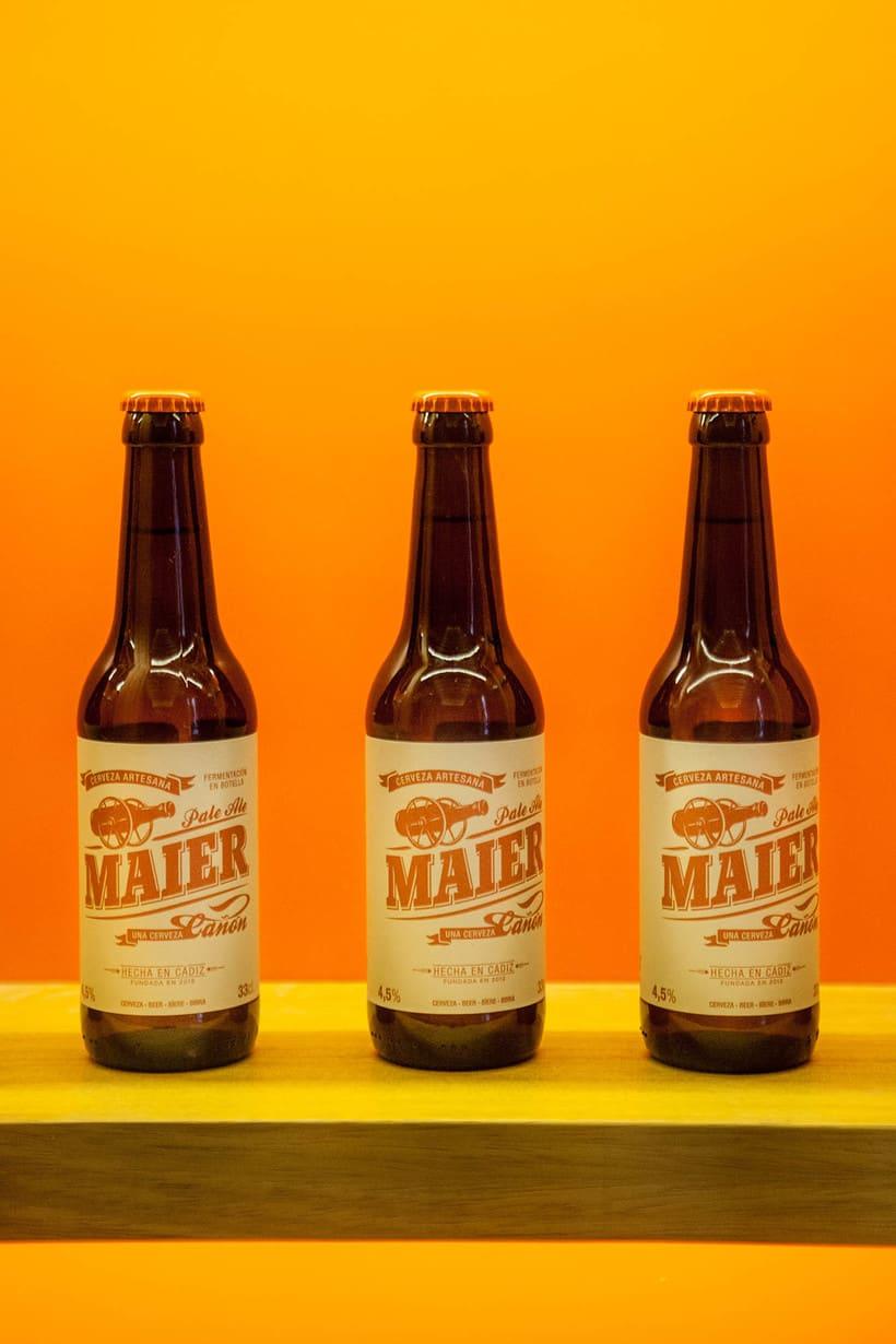 Cervezas Maier 9