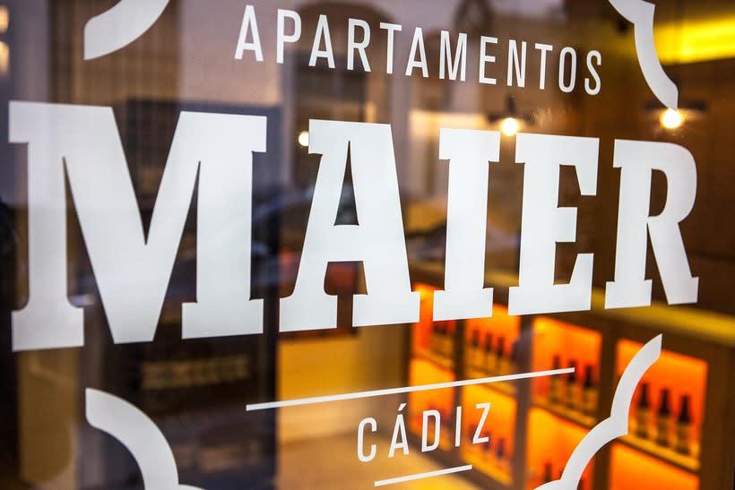 Apartamentos Maier 0