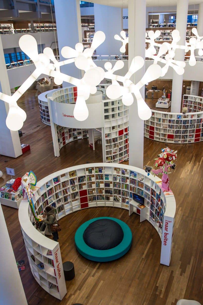 Biblioteca Ámsterdam 0