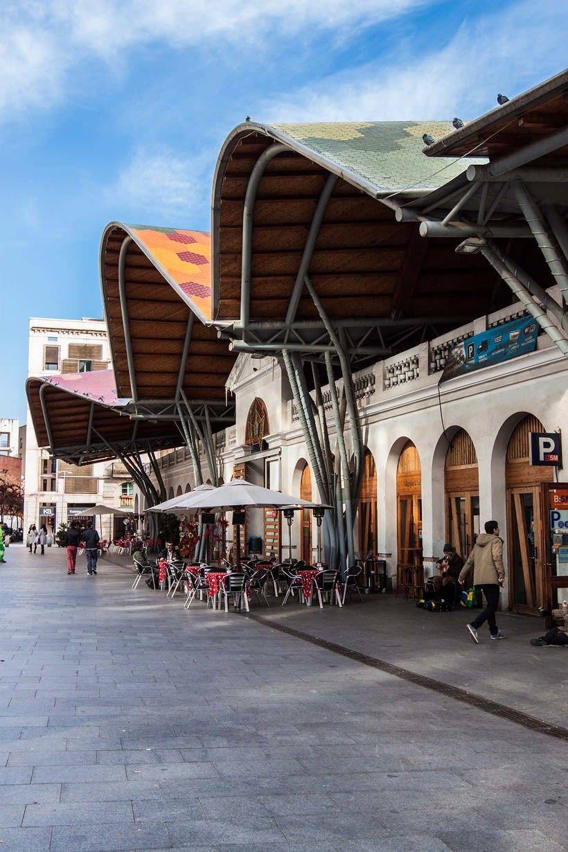 Reportaje mercado de Santa Caterina 2