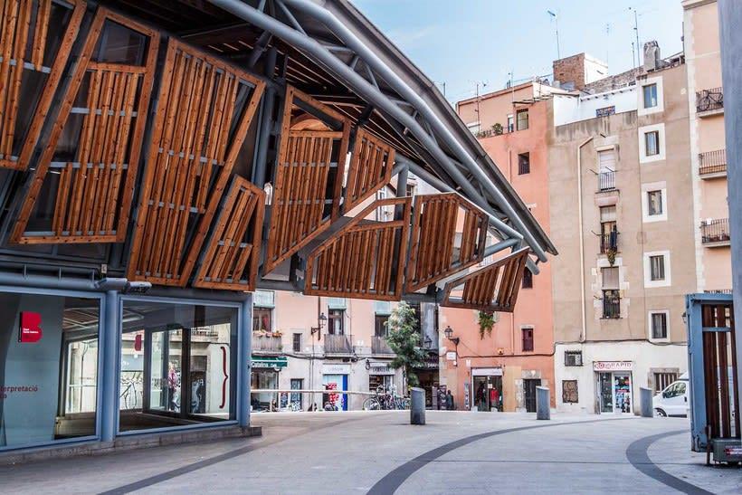 Reportaje mercado de Santa Caterina 3