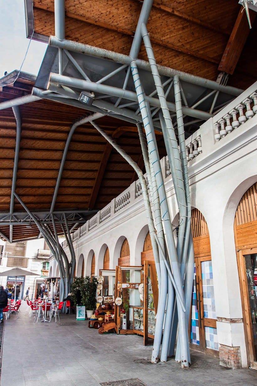 Reportaje mercado de Santa Caterina 4