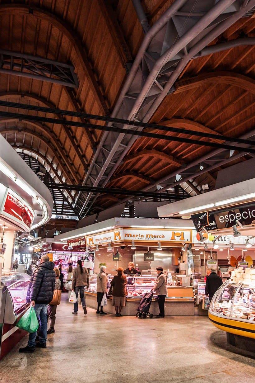 Reportaje mercado de Santa Caterina 6