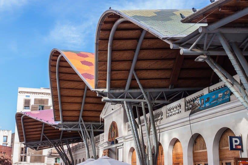 Reportaje mercado de Santa Caterina 7
