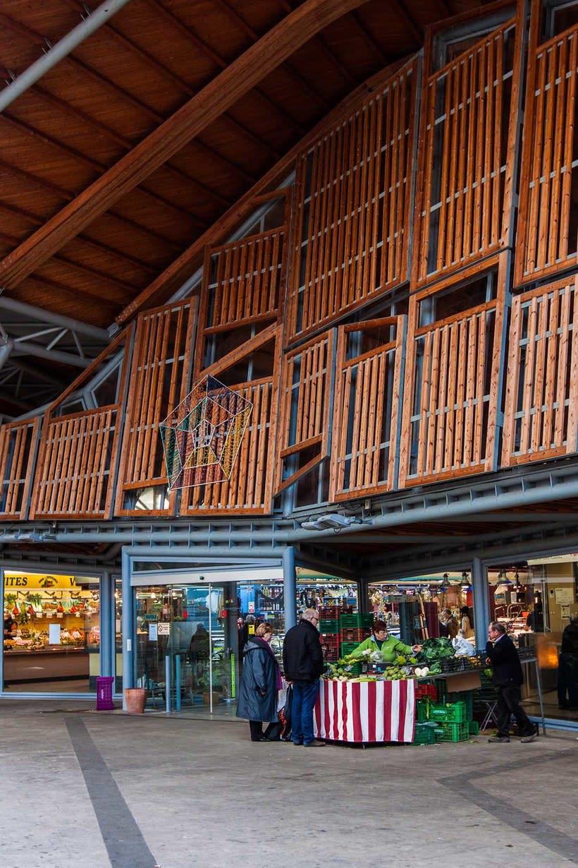 Reportaje mercado de Santa Caterina 8