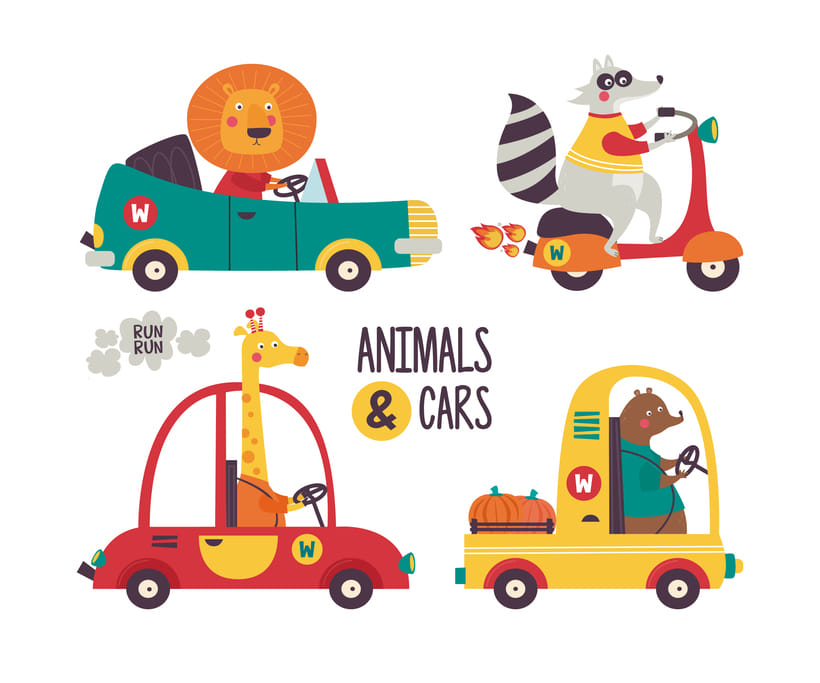 Animals & Cars 0