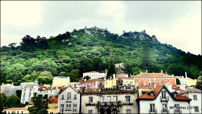 Viaje a Portugal. Parte III:  Villa de Sintra 8