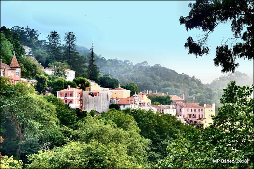Viaje a Portugal. Parte III:  Villa de Sintra 9
