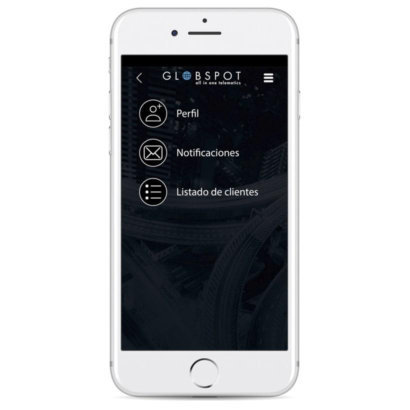 Globspot - App mobile 2