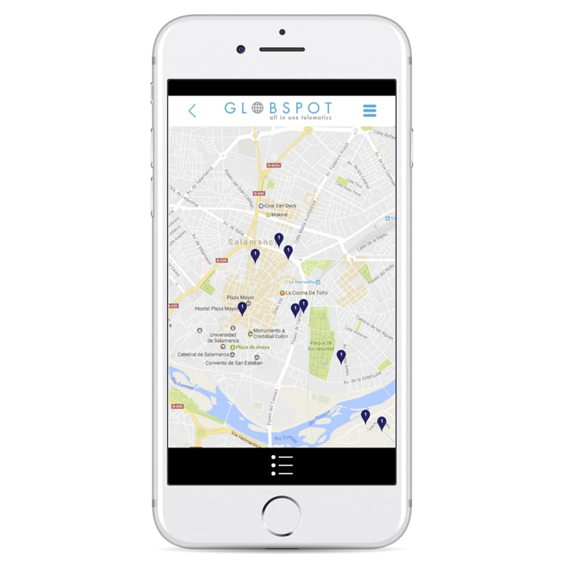 Globspot - App mobile 3