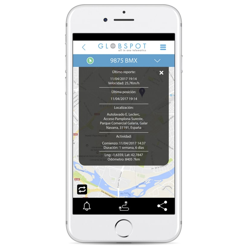 Globspot - App mobile 4