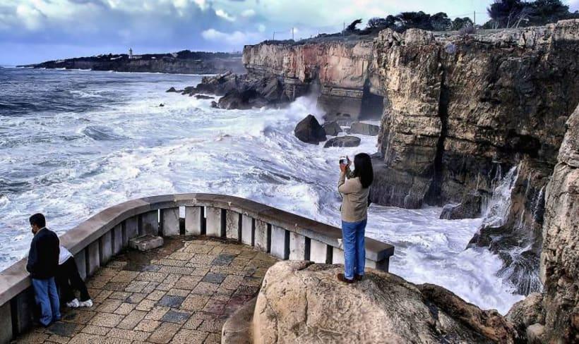 Viaje a Portugal. Parte III:  Villa de Sintra 1