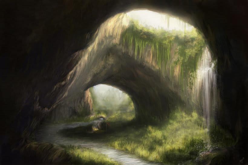 Digital Art - Landscapes 0