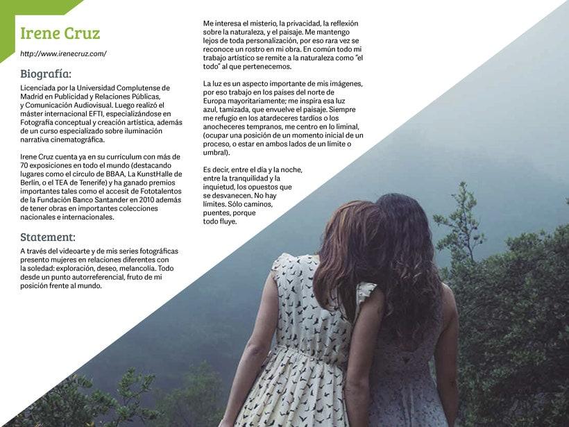 Dossier de Ingenio, IC para Feria de Arte Cuarto Público 2