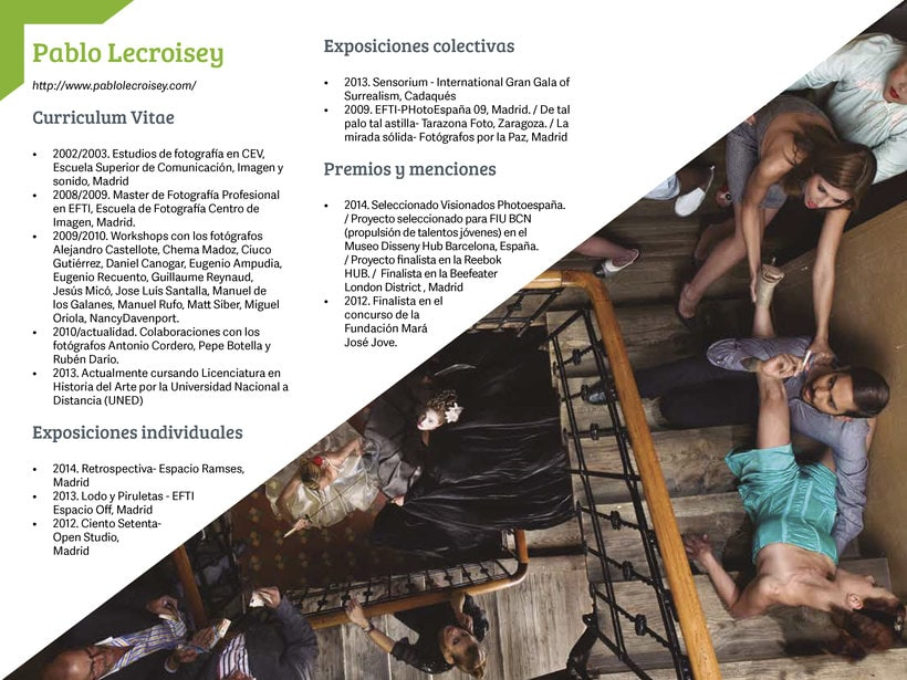 Dossier de Ingenio, IC para Feria de Arte Cuarto Público 8