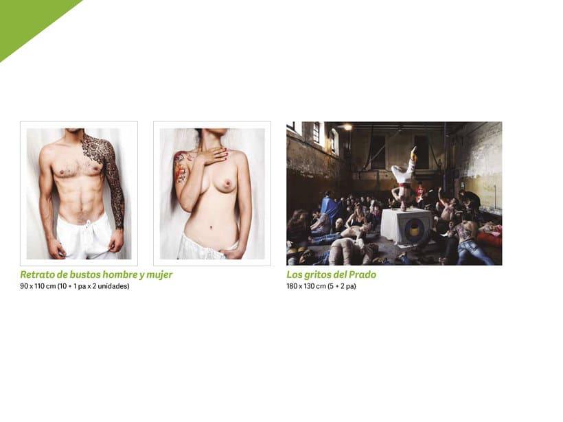 Dossier de Ingenio, IC para Feria de Arte Cuarto Público 12