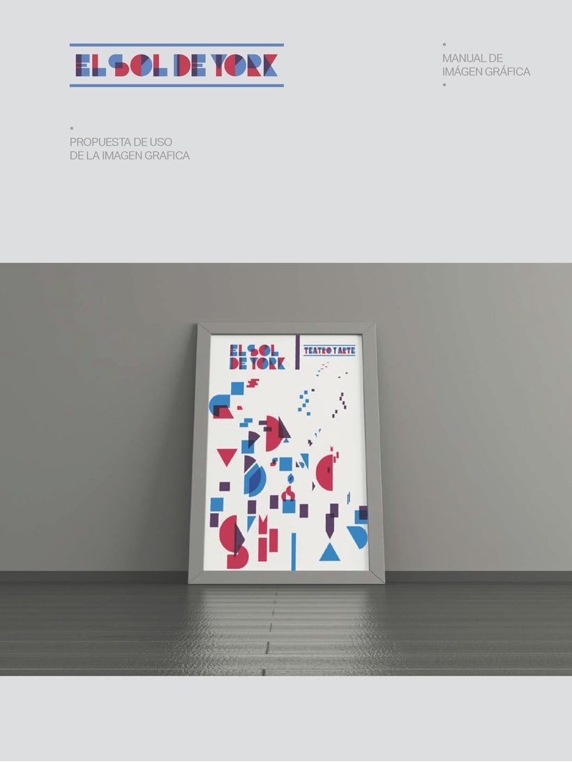 Propuesta de Identidad Visual para Sala de Teatro y usos múltiples El Sol de York 15