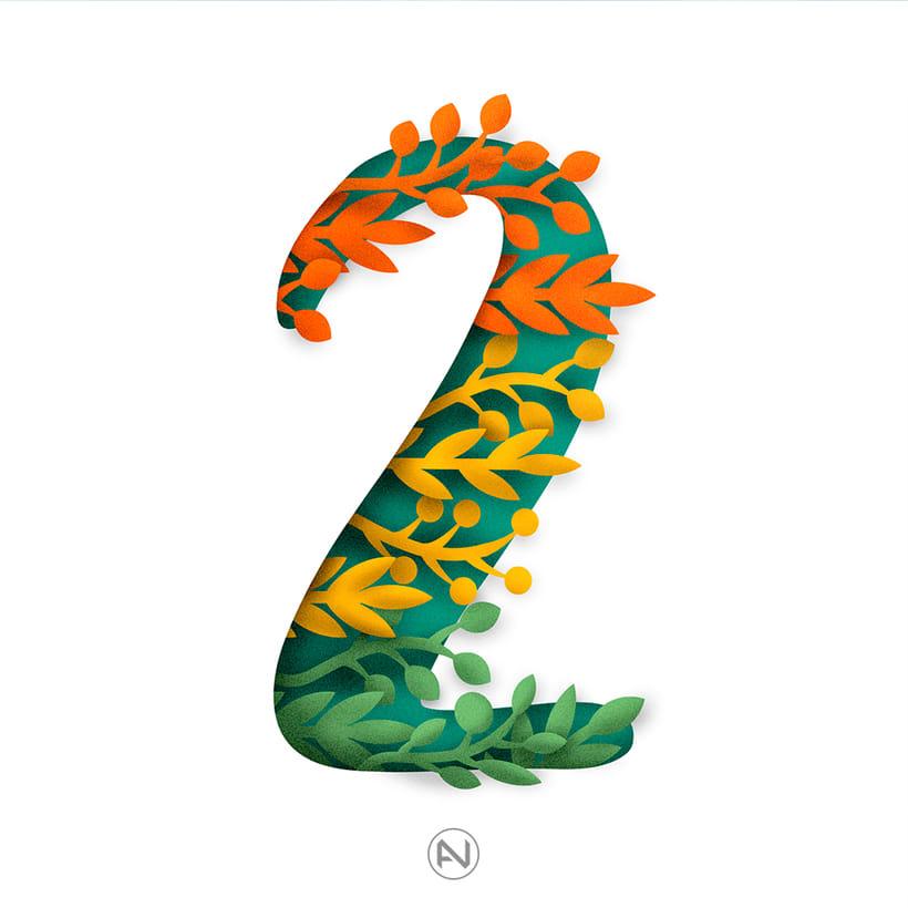 Mi 36 Days of Type - 2018 3