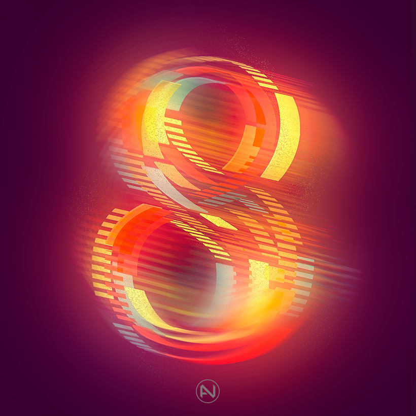 Mi 36 Days of Type - 2018 9