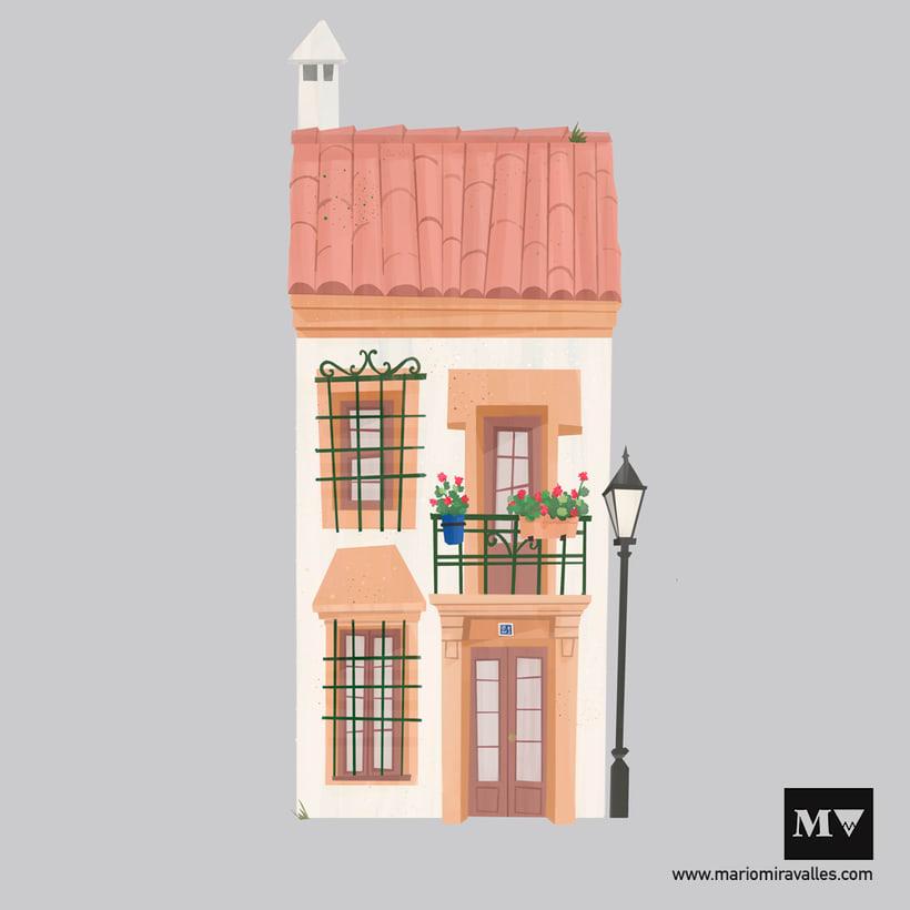Arquitectura de España 2