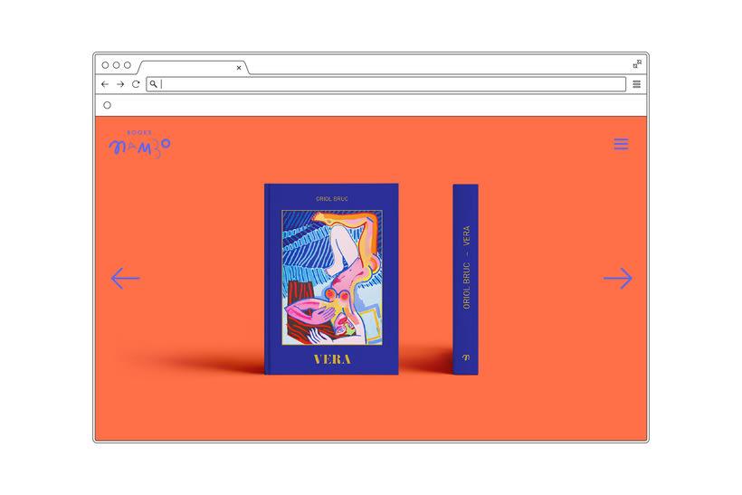 """""""Vera"""" por Mambo Books 0"""