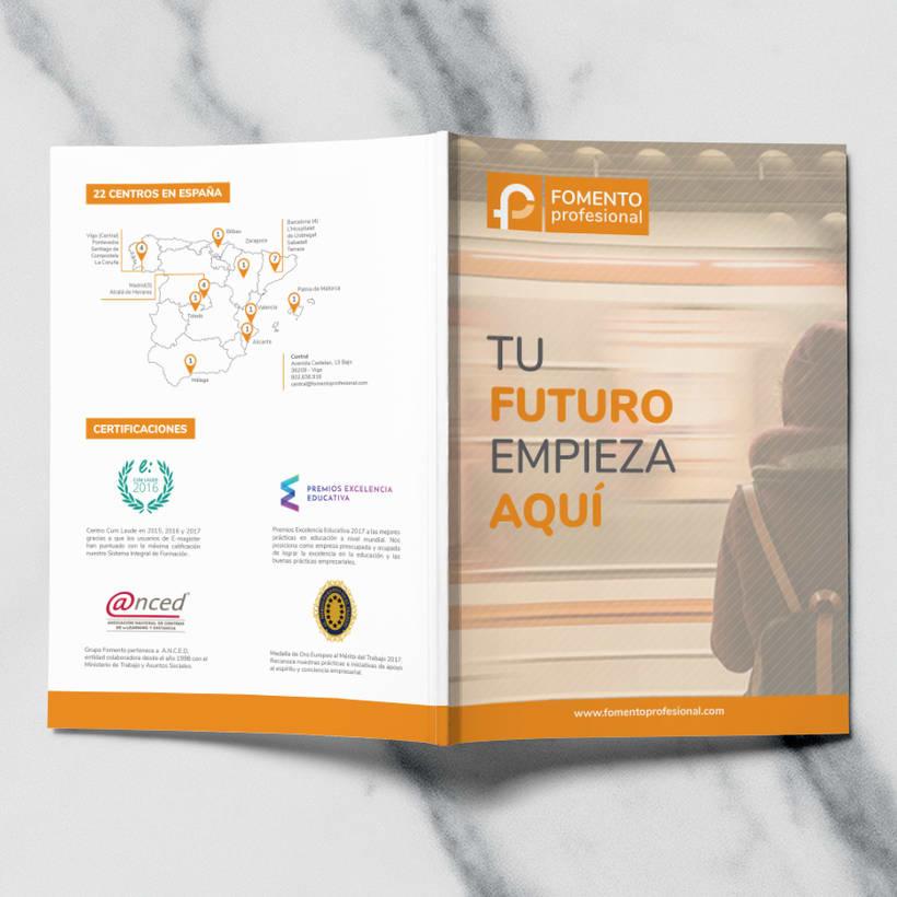 Dossier Fomento Profesional 0