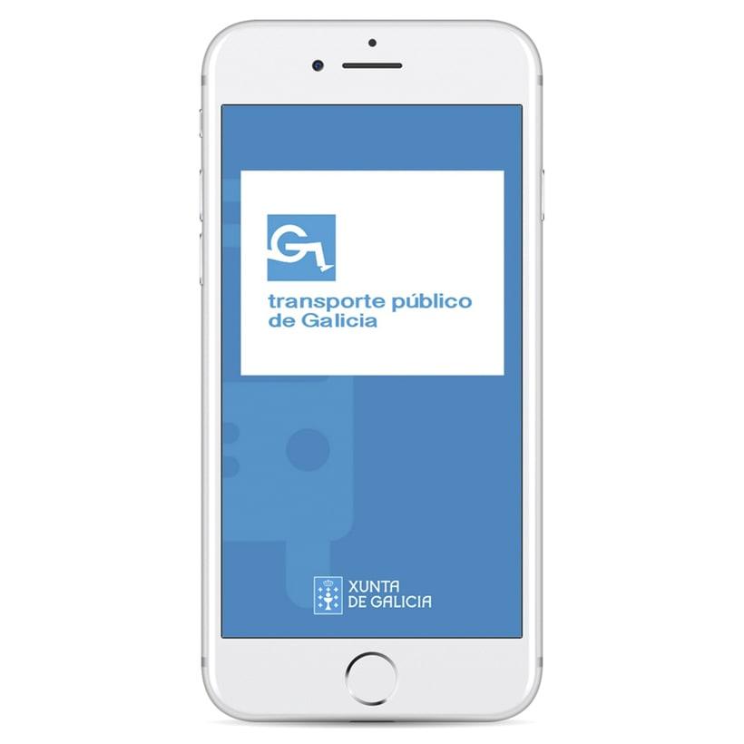 Xunta de Galicia - App de movilidad 1