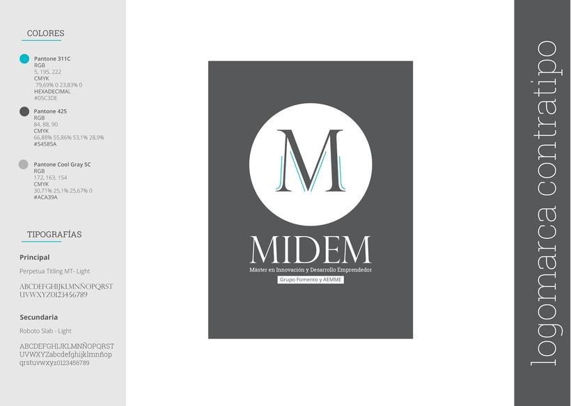 Imagen Corporativa - MIDEM 2
