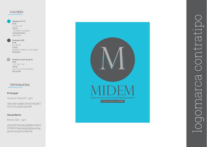 Imagen Corporativa - MIDEM 3